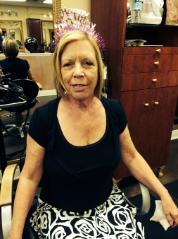 "ILENE: ""I have been specializing in hair for over 40 years. I have been with ScissorHands for 10 years. Hair is all I have ever done!"""