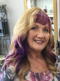 "MONA: Owner/ Master stylist and colorist. ""I have been doing hair for almost 50 years. I pride myself in taking continued education. It is a pleasure to serve the public and please you. I love what I do, and do what I love!"""